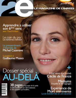 Couverture du magazine 2E n°8. Photo : Jean-Romain Pac.