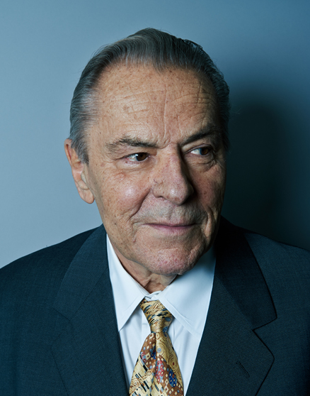 Stanislav Grof. Photo : Jean-Romain Pac.