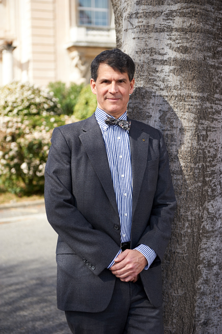 Eben Alexander. Photo : Jean-Romain Pac.