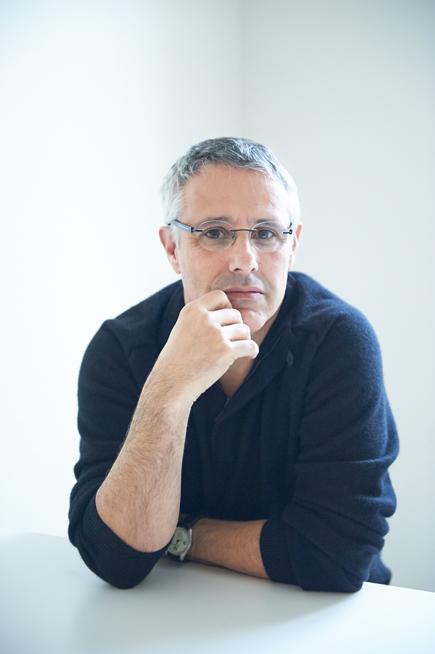 Patrick Clervoy. Photo : Jean-Romain Pac.
