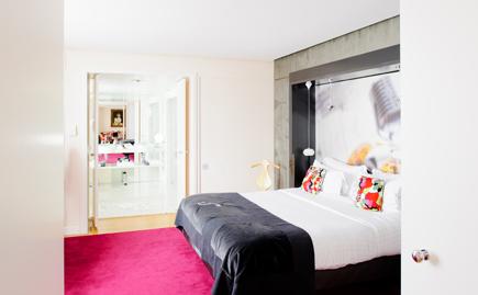 Hôtel de Sers / Suite / Photo : Jean-Romain Pac