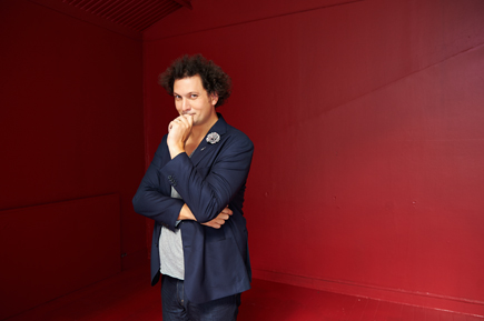 Portrait d'Éric Antoine pour Inexploré Magazine. Photo : Jean-Romain Pac.