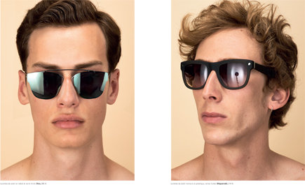« SEX OBJEKT* » shades' series for L'OPTIMUM (#94) by Jean-Romain PAC